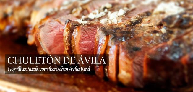 galizisches rind steak
